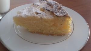 torta soffice al profumo di limone