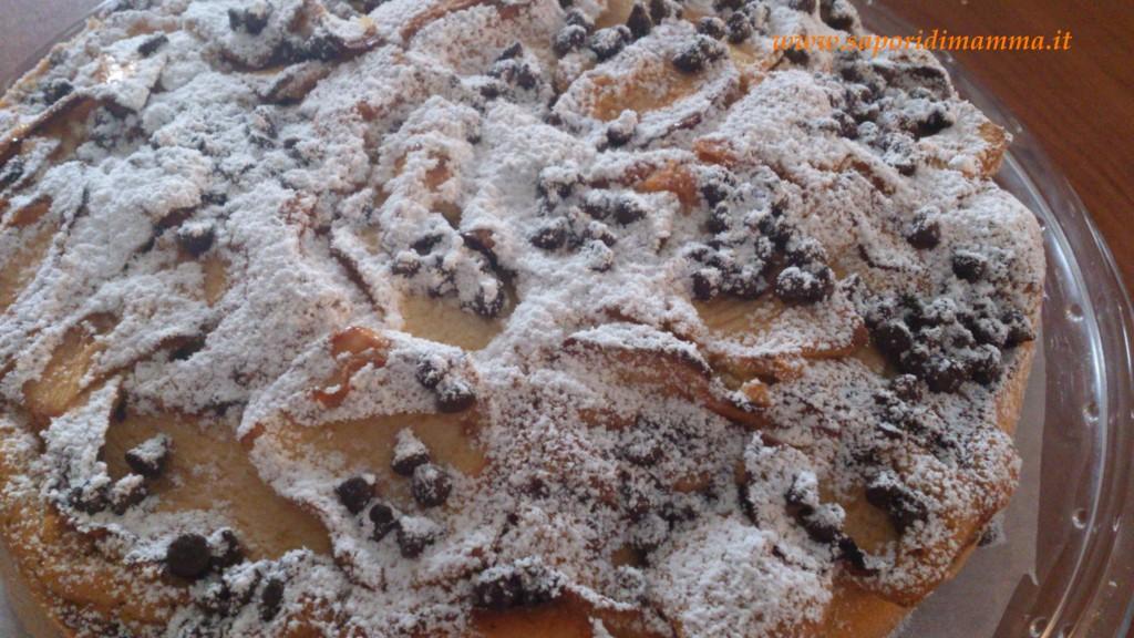 torta di mele sofficissima per celiaci