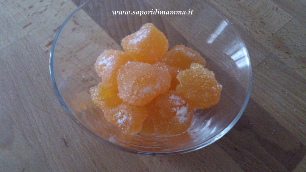 gelée alla frutta