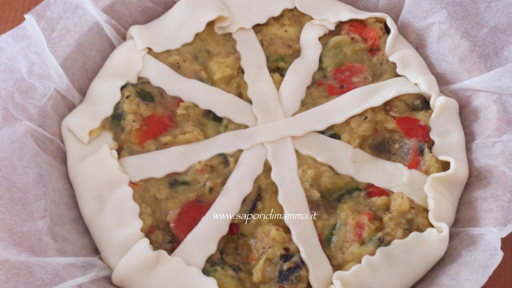 crostata di verdure_2