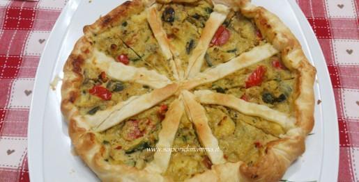 crostata di verdure_3